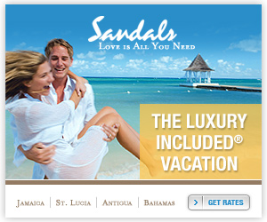 Sandals Romantic Getaway